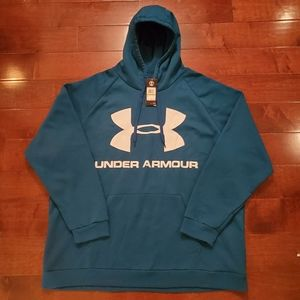 NEW! Under Armour Hoodie Men's Size 5XL